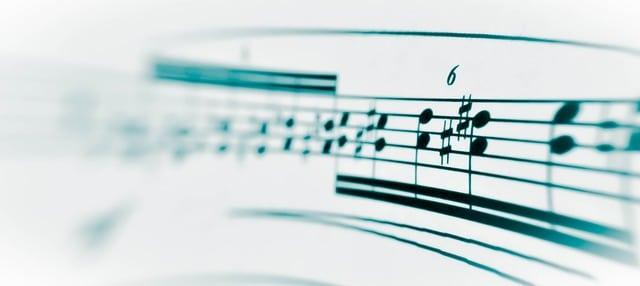 Akkordeon lernen mit Noten